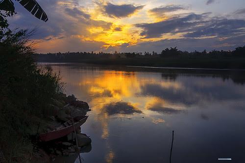 sunrise by mkajunai