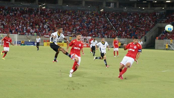 América-RN x Globo FC - Ricardo Lopes (Foto: Augusto Gomes)