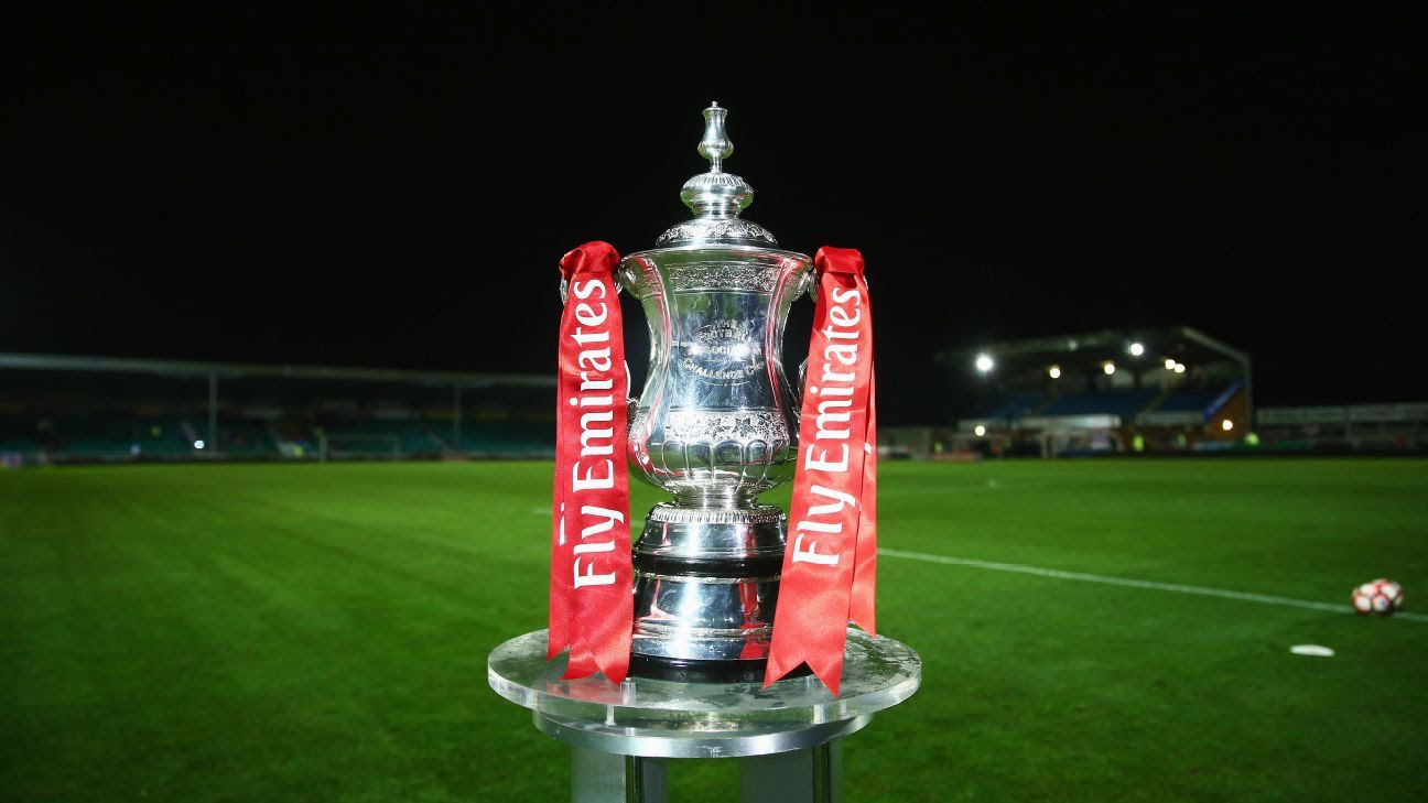 Manchester United face Brighton Leicester vs. Chelsea in FA Cup quarterfinals