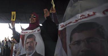 Foto: El Gobierno egipcio desmiente la disolución de Hermanos Musulmanes (REUTERS)