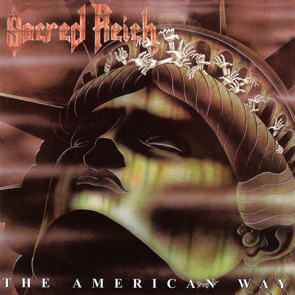 Sacred Reich - The American Way (Reissue 2009)