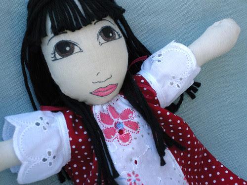 My playful Valentine - Dawn Doll