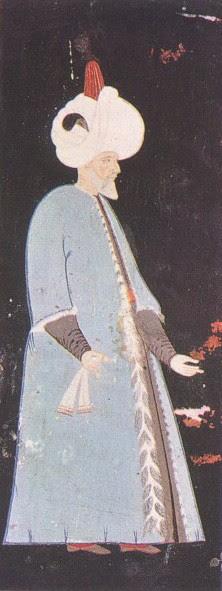Le sultan Soliman II le Magnifique (1495-1566)