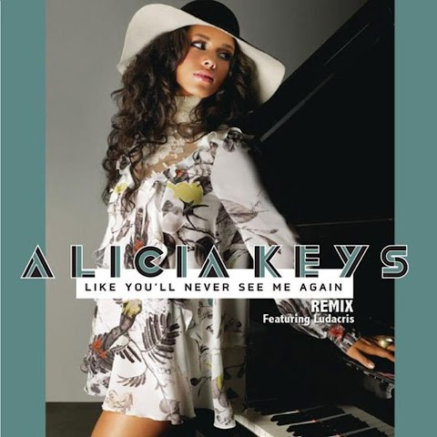 Like I Ll Never See You Again Lyrics Alicia Keys