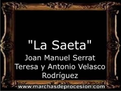 Juan Manuel Serrat Teresa