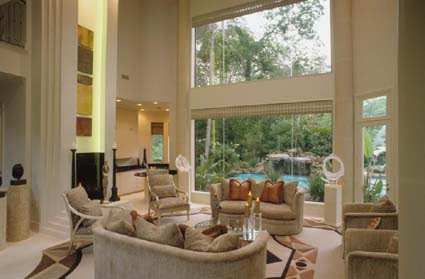 Sheila Lyon Interior Design Sunbelt Designer Window Film Interiors Inc