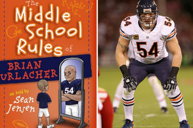 Brian Urlacher Says His Kids Were 'Over Me' Until Children's Book Came Out