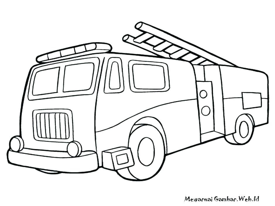 Lego Truck Coloring Pages At Getcolorings Com Free Printable
