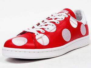 adidas [アディダス ファレルウィリアムススタンスミスビッグポルカドット] PW STAN SMITH BPD...