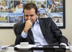 O ex-prefeito Eduardo Paes – Ricardo Borges/Folhapress