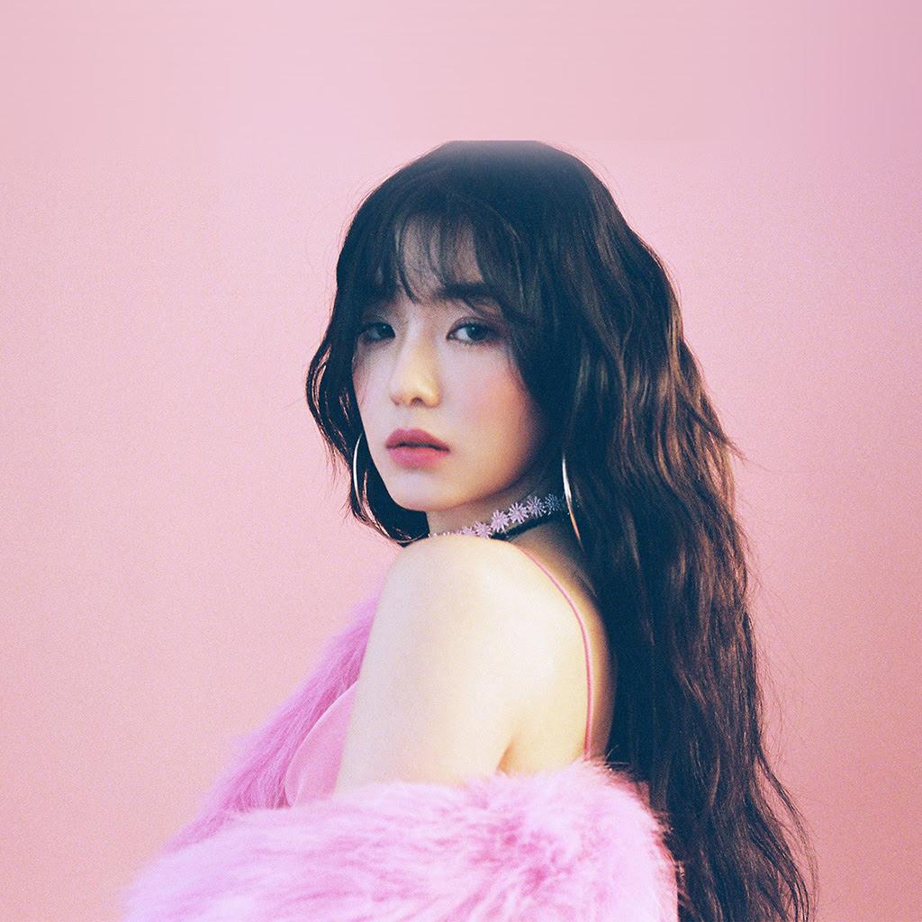 I Love Papers Hq23 Irene Girl Redvelvet Kpop Pink