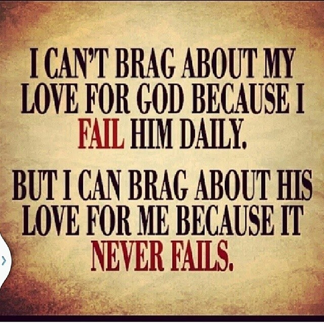 Image result for god has never failed me