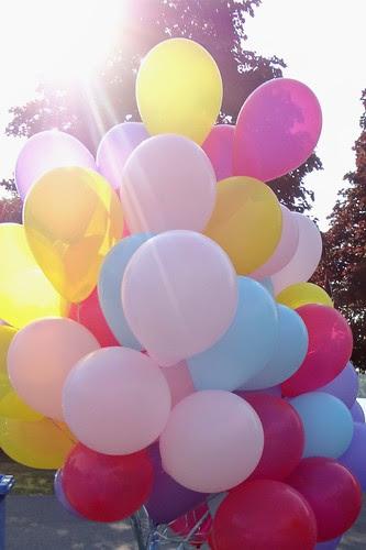 ballloons for jacob
