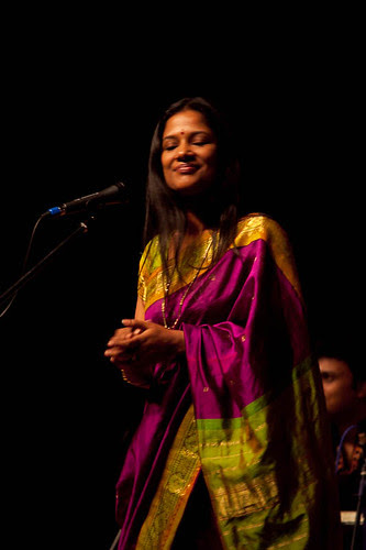 Singer M.D. Pallavi