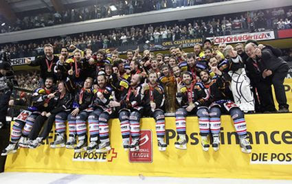 2009-10 SC Bern team, 2009-10 SC Bern team