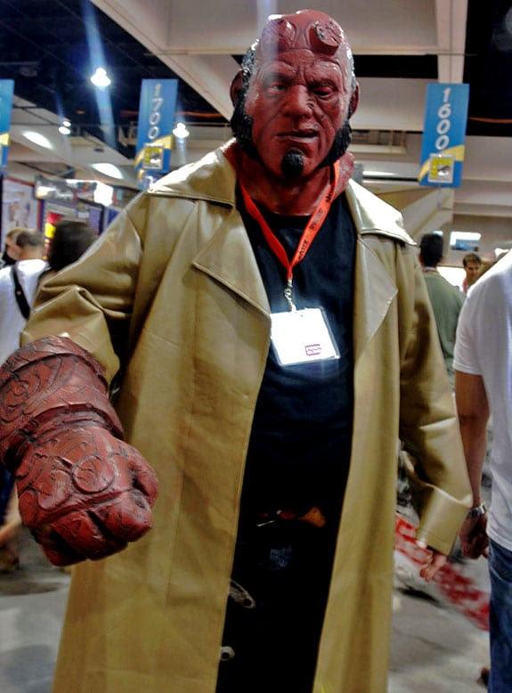 Cosplay: Hellboy