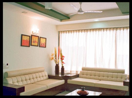 Simple Living Room Designs India Archives - Pooja Room and ...
