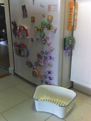 Scarface's stool