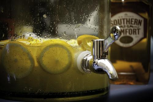 Meyer Lemon Hard Lemonade