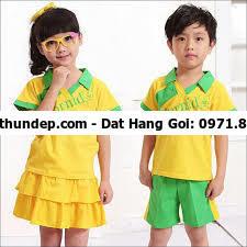 Cơ sở may đồng phục trẻ em, đồng phục trường, áo thun trường mầm