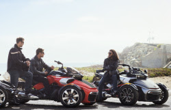 2015 Can-Am Spyder F3