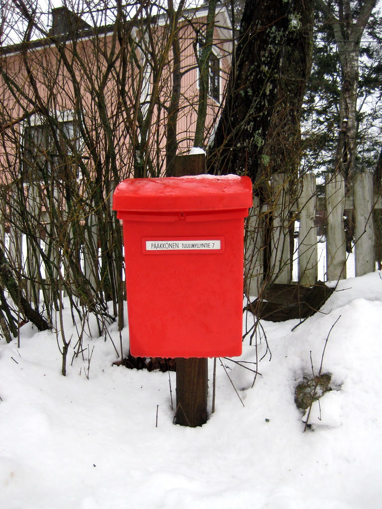 Aquí el correo