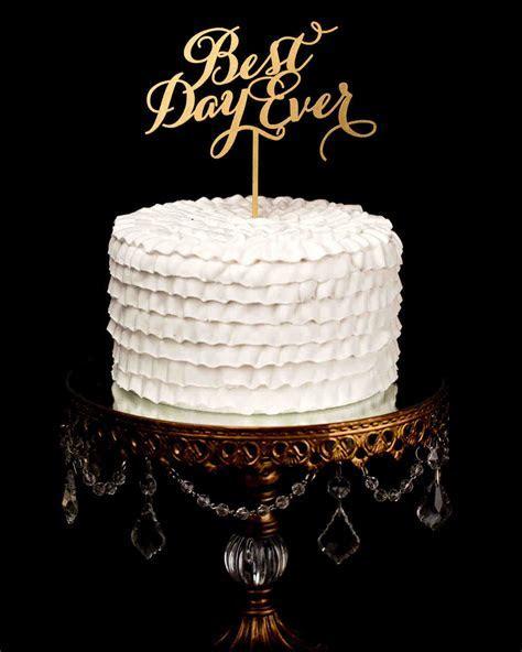 25 Unique Wedding Cake Toppers   Martha Stewart Weddings
