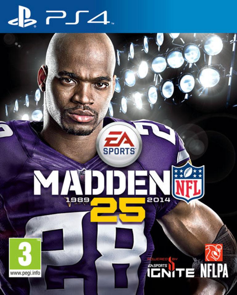 Madden NFL 25 Sony PlayStation 4 Ps4 Game  eBay