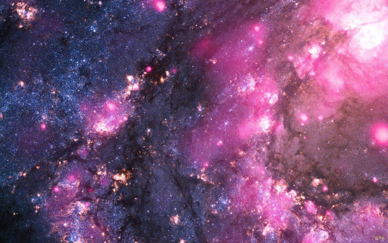78+ Gambar Tumblr Galaxy Pink Paling Keren