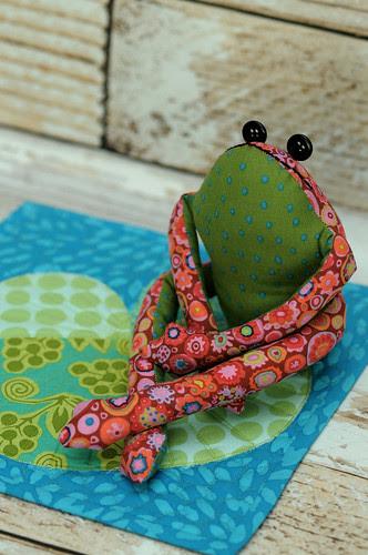 froggy went a courtin.... by nanotchka