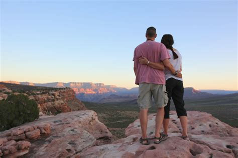 Wedding Anniversary Trip in the Grand Canyon