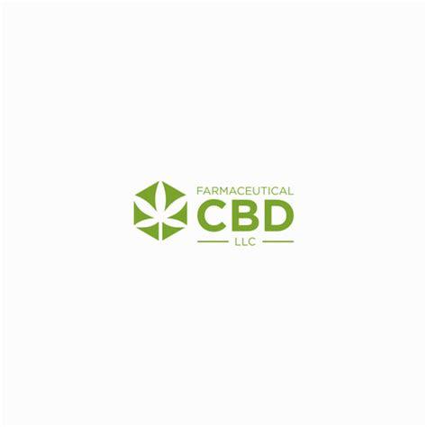 logo  medical marijuana cbd company logo design