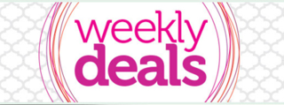 weeklydeals from Stampin' Up! #dostamping #craftingsupplies