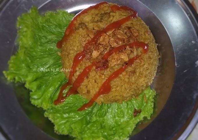 Resep Nasi Goreng Ayam Suir Yang Enak