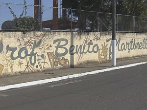 Resultado de imagem para escola benito martinelli