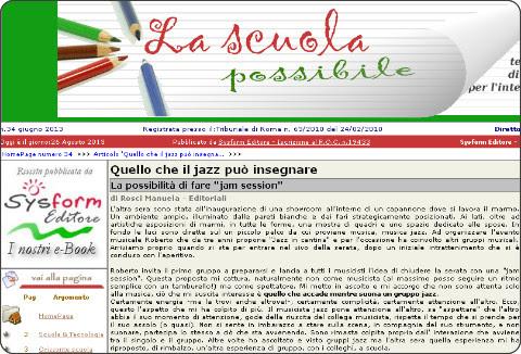 http://www.lascuolapossibile.it/articolo/quello-che-il-jazz-puo-insegnare/