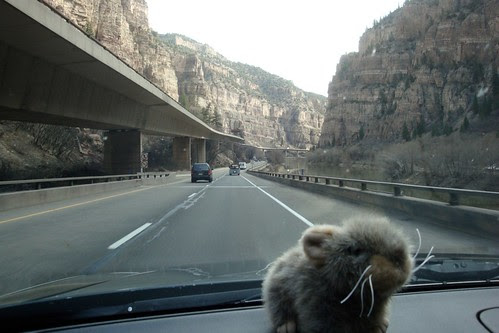 Glenwood Canyon Highway