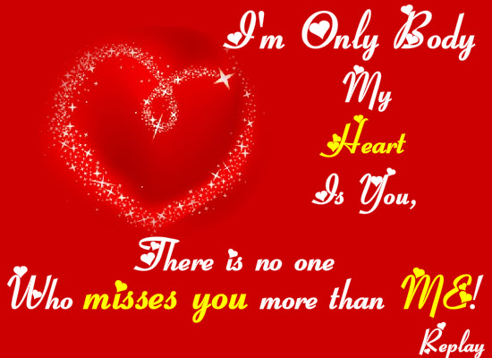 Miss You My Love Free Miss You Ecards Greeting Cards 123 Greetings