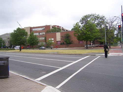 Hine school site, Capitol Hill, DC