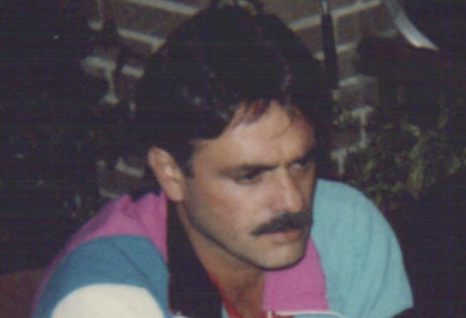 Ricardo Portabales, de joven.