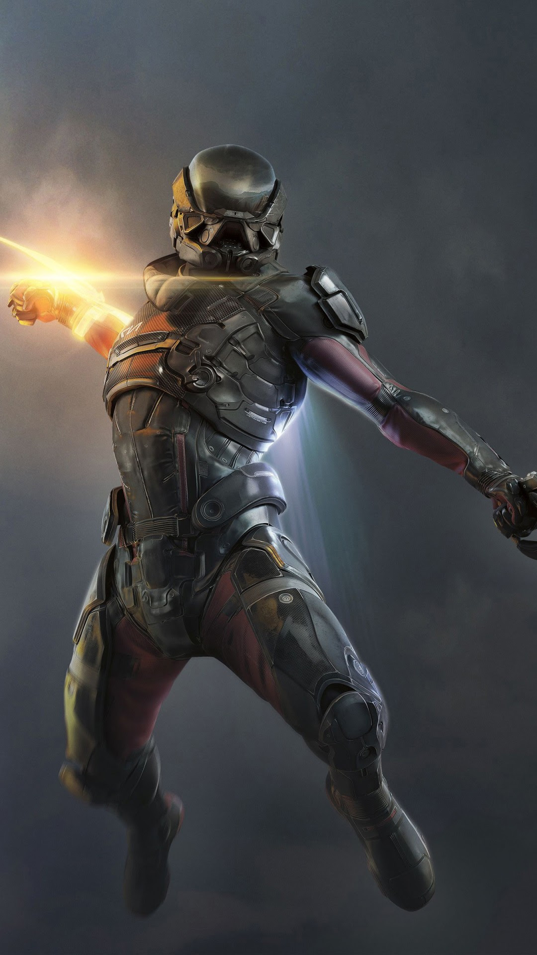 Mass Effect Andromeda 2016 Iphone 6 Plus Wallpaper The Hot