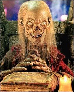 Wow, it's the Crypt Keeper!