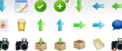 Function Icon Set