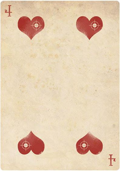jeu carte design graphisme moderne 15 Jeu de carte avec de superbes graphismes  bonus