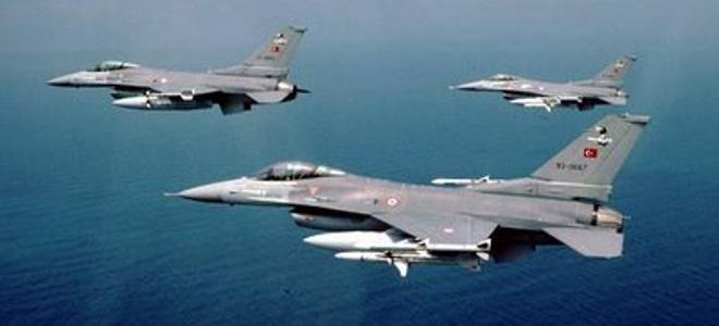 Παραβιάσεις από τουρκικά αεροσκάφη