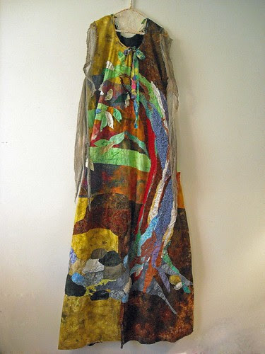 earthdress by Lorie McCown