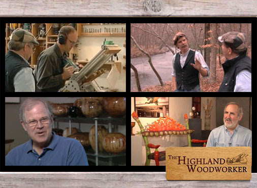 Woodworking Tv Shows