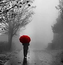 sombrio,cinza,tempo,chuva,gotico,sozinho,andando