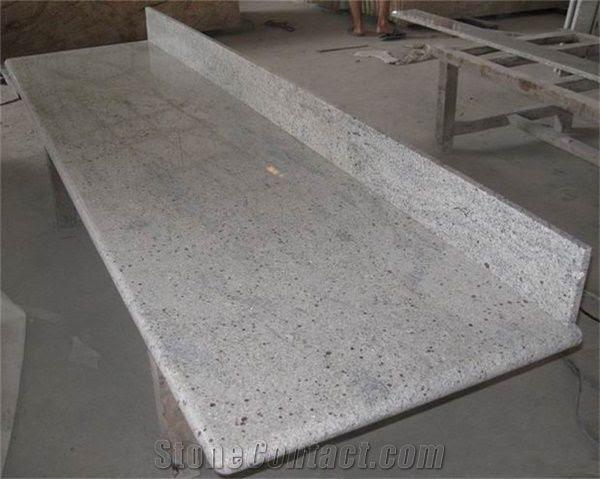 Calanca Grey Granite Countertop from China - StoneContact.