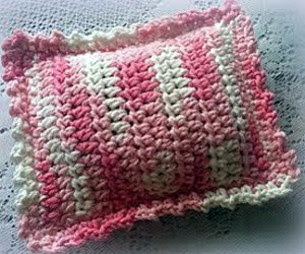 Relaxing Crochet Rice Bag